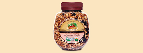 Granola Light - Sítio do Moinho