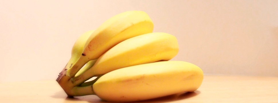 Receita - Creme suave de banana